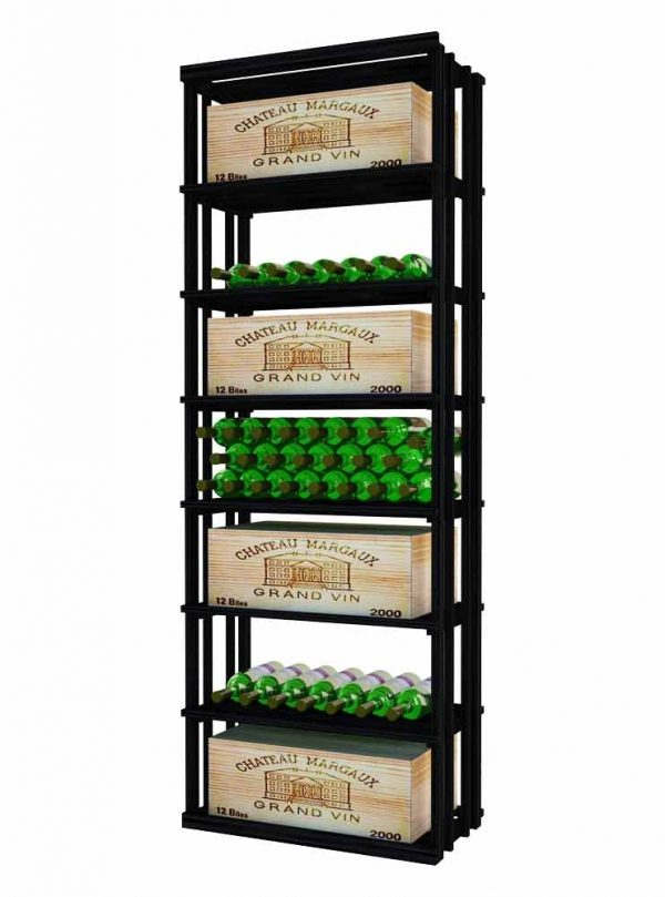 Designer Series Rectangular Bin and Case Storage