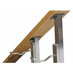 W Series Plate Angled Base