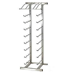 Point of Purchase Display Rack (27 Bottle)