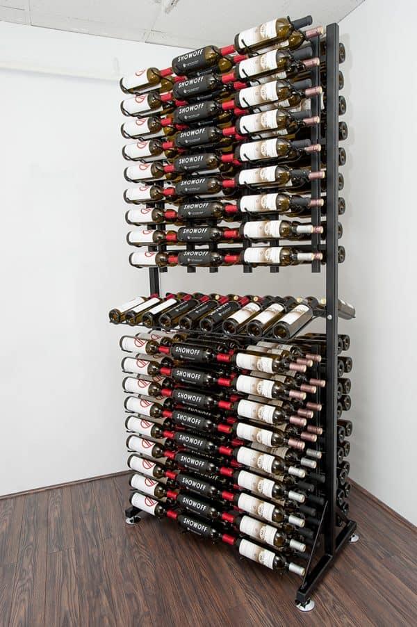 288 Bottle Island Display Rack 7