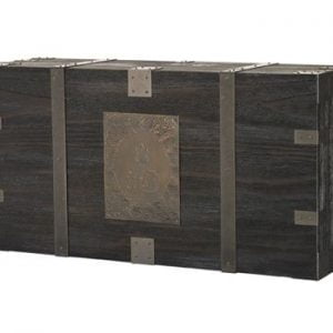Cult - 200 Cigar Aged Wood Humidor
