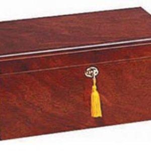 Milano - 75 Cigar Rose Wood Humidor