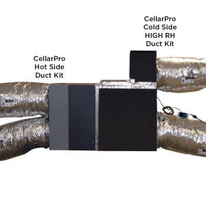 CellarPro VS/Split Duct HOOD (Cold Side) HIGH RH #7427
