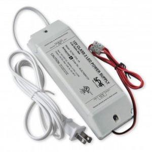 60 Watt Standard 12 Volt DC Power Supply
