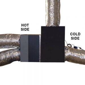 CellarPro VS/Split Duct KIT (Cold Side) HIGH RH #15088