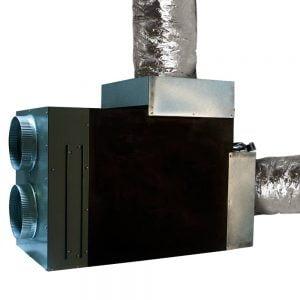 CellarPro 6200/8200 VS Duct KIT (Hot Side) #15092