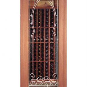 Savoie Etched Glass Door