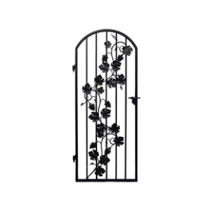 Lagos Wrought Iron Gate