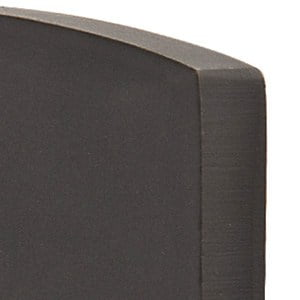 Flat Black Bronze Patina