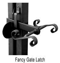 Gate latch options1