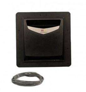Humidifier with wall mount