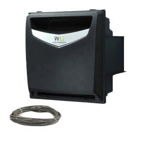 Humidifier (w/ WG unit) with Wall-mount-bracket