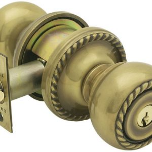 Rope Key In Knob