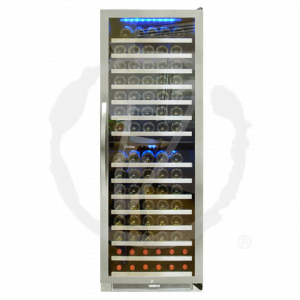168 Bottle Dual Zone Connoisseur Series Wine Cooler