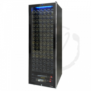 165 Bottle Freestanding Wine Cooler