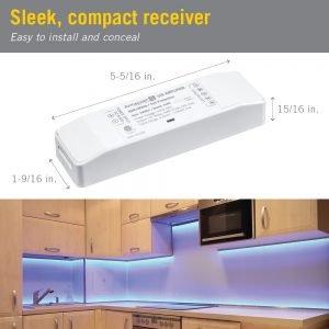 ProLine Multi-Color RGB + White LED Amplifier