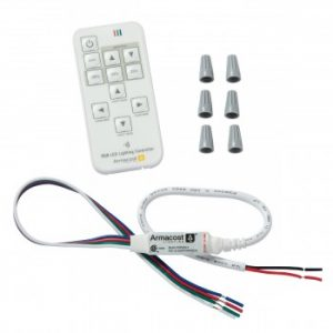 Slimline Wireless RGB Color Controller