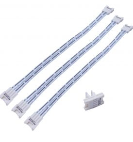 RGB LED Tape Light SureLock™ Connector Assortment Pack