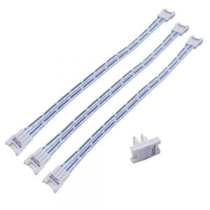 RGB LED Tape Light SureLock Connector Assortment Pack