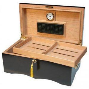 Cordoba – 200 Cigar Diamond Inlay Humidor
