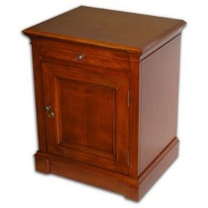 Lauderdale End Table Cabinet Humidor
