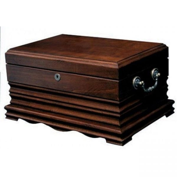 The Tradition Antique Cigar Humidor Wine Cellar Creations