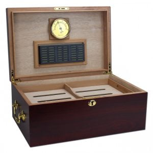 Tuscany - High Gloss Cherry Humidor