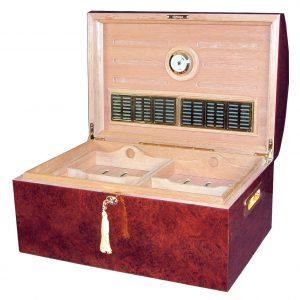 Treasure Dome – 200 Cigar Dome Lid Humidor