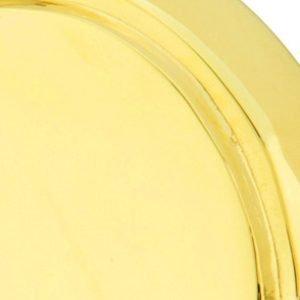 Polished Brass Lifetime