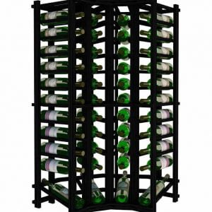 Vintner Series - Curved Corner With Display