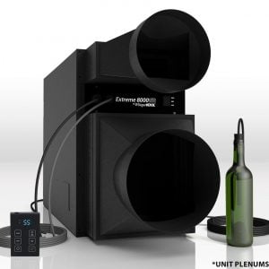 Fully Ducted Extreme 8000tiR (for cellars up to 2000cuft)