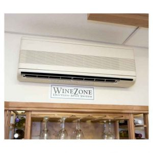 WineZone Ductless Split 2400a Series (for cellars up to 500cuft)