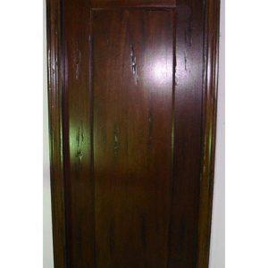 Wine Harvest Carved Door
