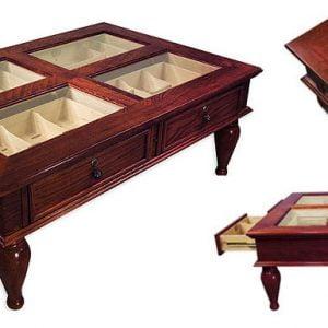 Coffee Table Cigar Humidor