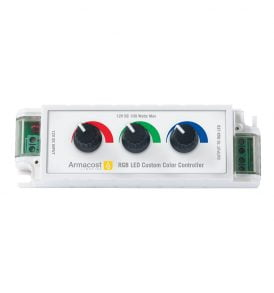 Custom Color RGB LED Lighting Controller