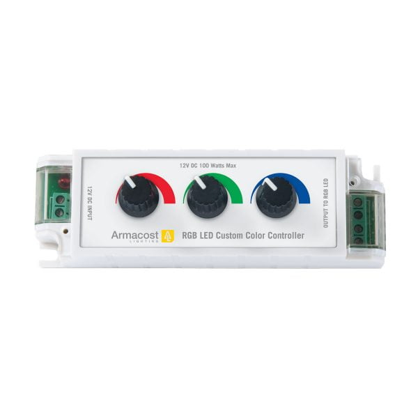 Custom Color RGB LED Lighting Controller