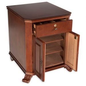 Montegue Cabinet Cigar Humidor