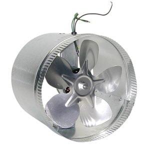 CellarPro 1800 Duct KIT (Hot Side) with Inline Fan #1439