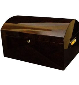 Treasure Dome - 200 Cigar Dome Lid Humidor