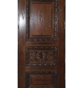 Tuscan Carved Door