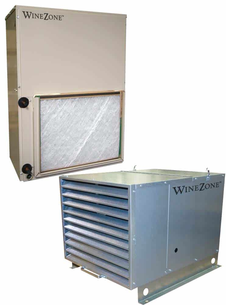 Winezone Air Handler 9500 Series For Cellars Up To 5