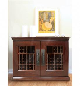 Sonoma LUX 296 Credenza Wine Cabinet