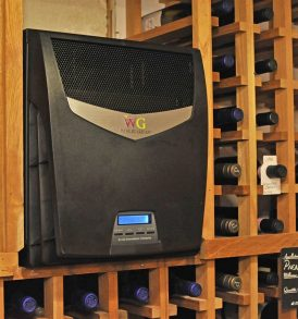 TTW009 with Heater Wine Cellar Cooling Unit