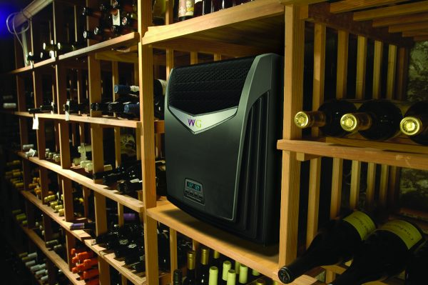 TTW018 with Heater Wine Cellar Cooling Unit