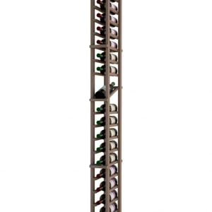 Designer Series Wine Rack - 1 Column Individual with Display