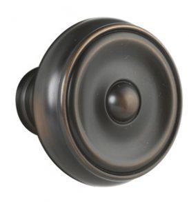 "Oval Beaded Keyed Style3-5/8"" C-to-C"