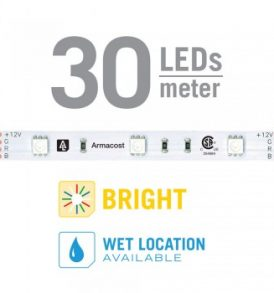 White LED RibbonFlex Pro 30 LEDs per meter