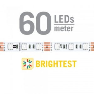 White LED RibbonFlex Pro 60 LEDs per meter