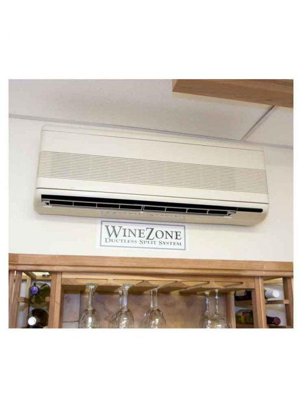 WineZone Ductless Split 6800 Series
