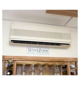 WineZone Ductless Split 4400a Series